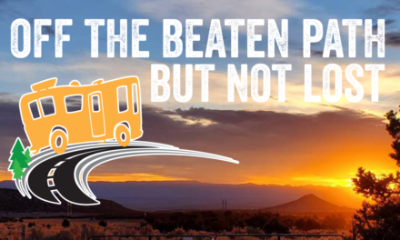 Our New Podcast: Off the beaten path but not lost