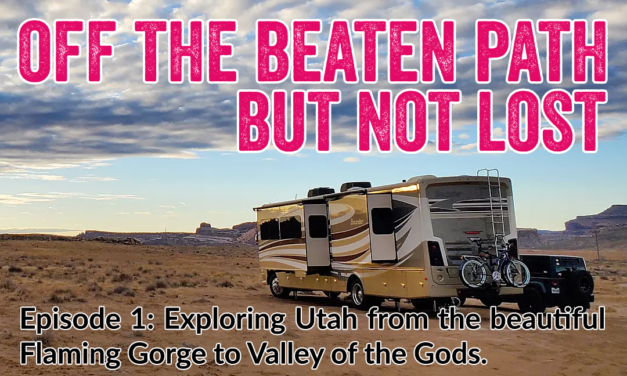 Exploring Utah from the beautiful Flaming Gorge to Valley of the Gods