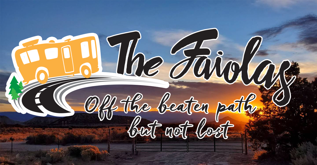 The Faiolas - Off the beaten path but not lost