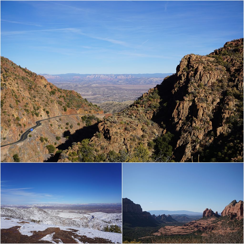 Arizona is beautiful. Here is a group of photos from Jerome and Sedona.