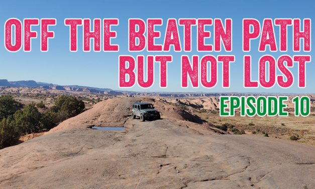 Adventuring with  the Jeep Badge of HonorProgram and their fun 60+ trails
