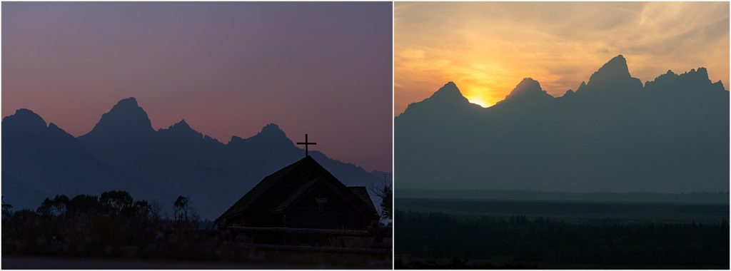 Good bye Grand Teton National Park we will miss you.