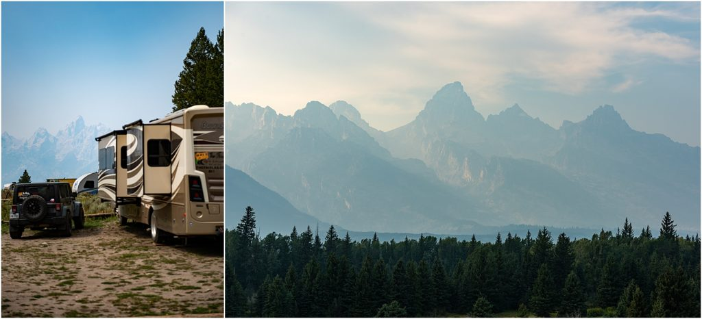 Boondocking with a view